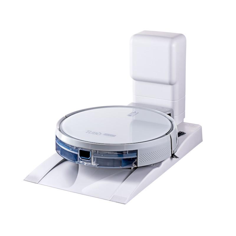 Робот-пилосос Aertecnica-TUBÒ Robò з системою самоочищення