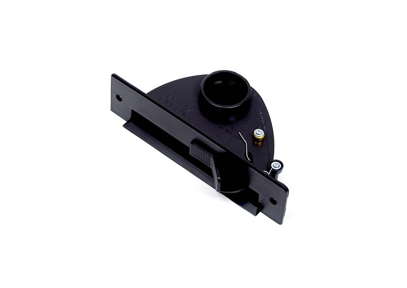 Щілинна вакуумна розетка-совок VAC PAN BLACK
