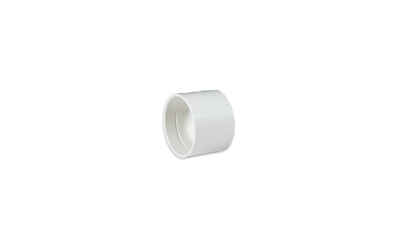PVC муфта прохідна Ø 2''