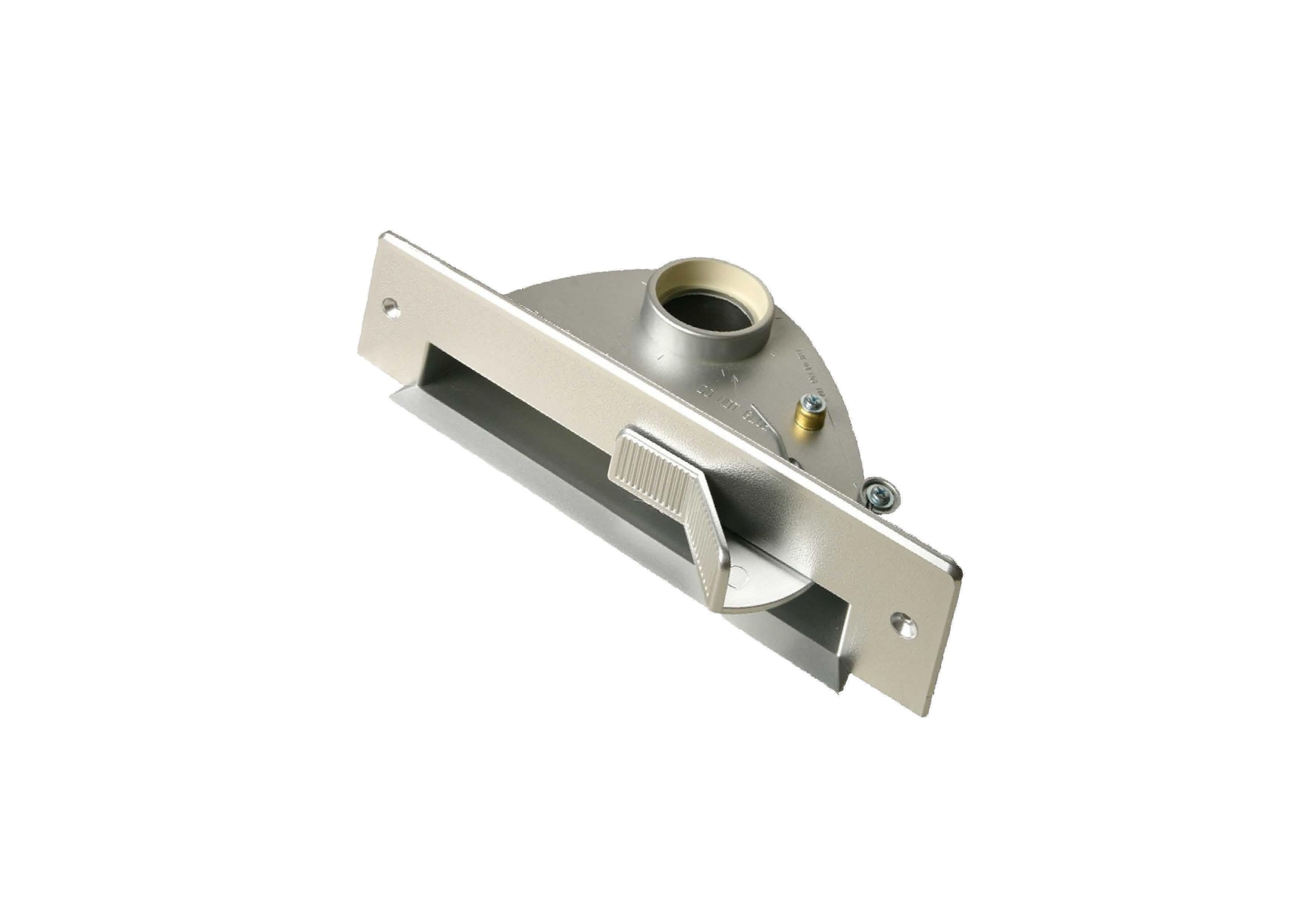 Щілинна вакуумна розетка-совок VAC PAN SILVER
