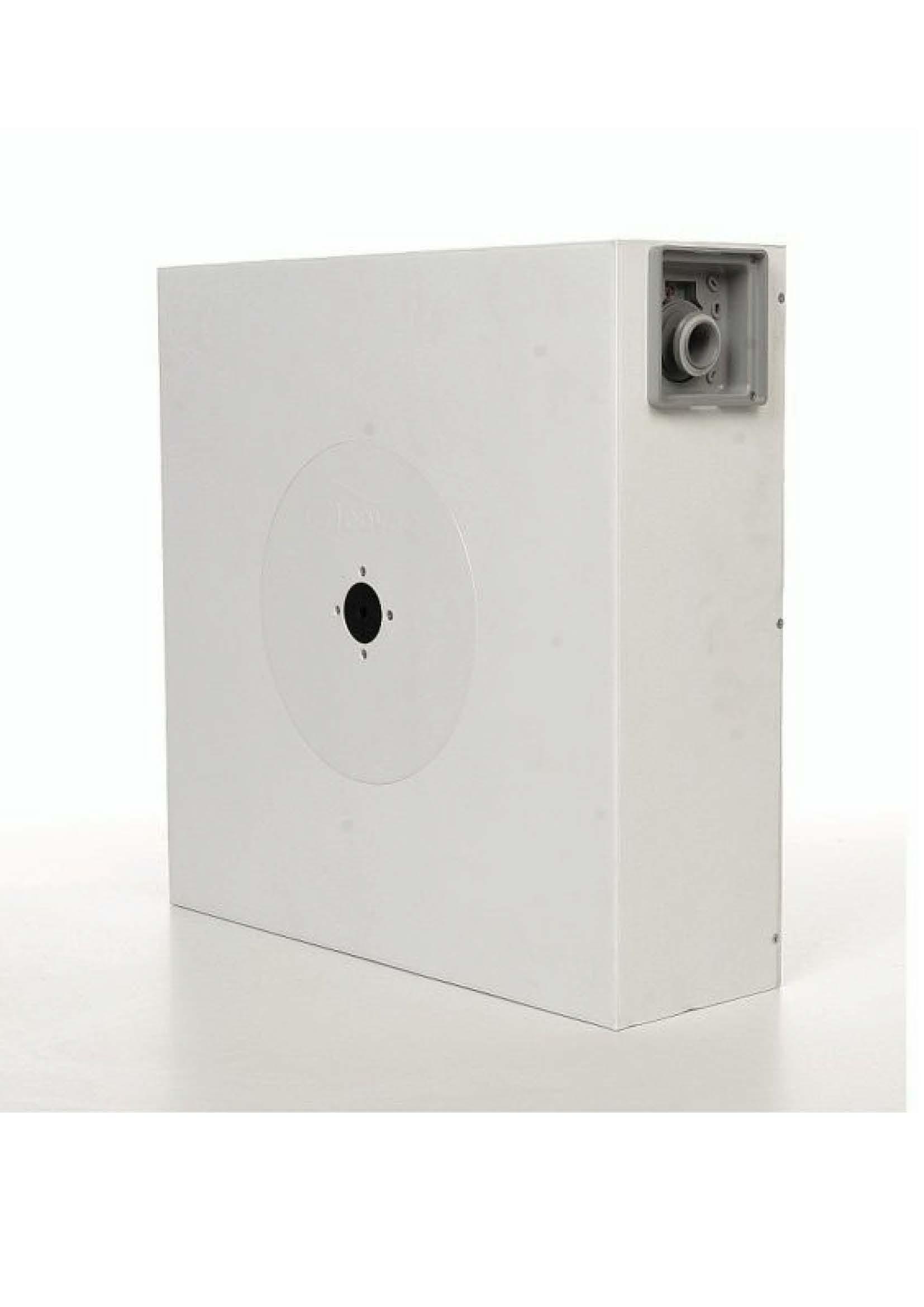LEOVAC LEO-TWIST 9 M Система схованого шлангу в касеті