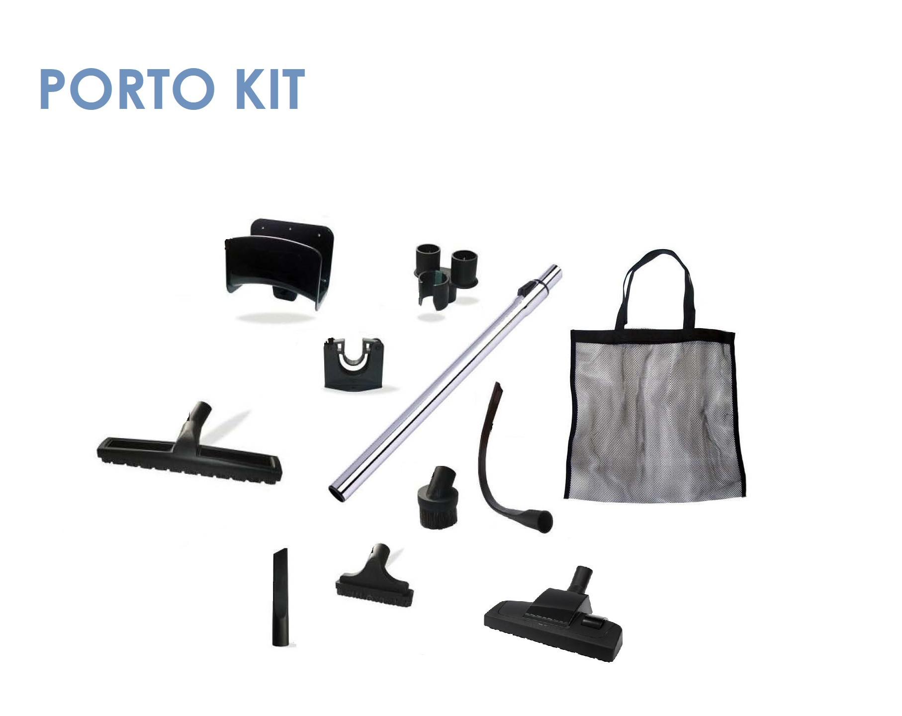 Набір аксесуарів PORTO KIT Ø 32