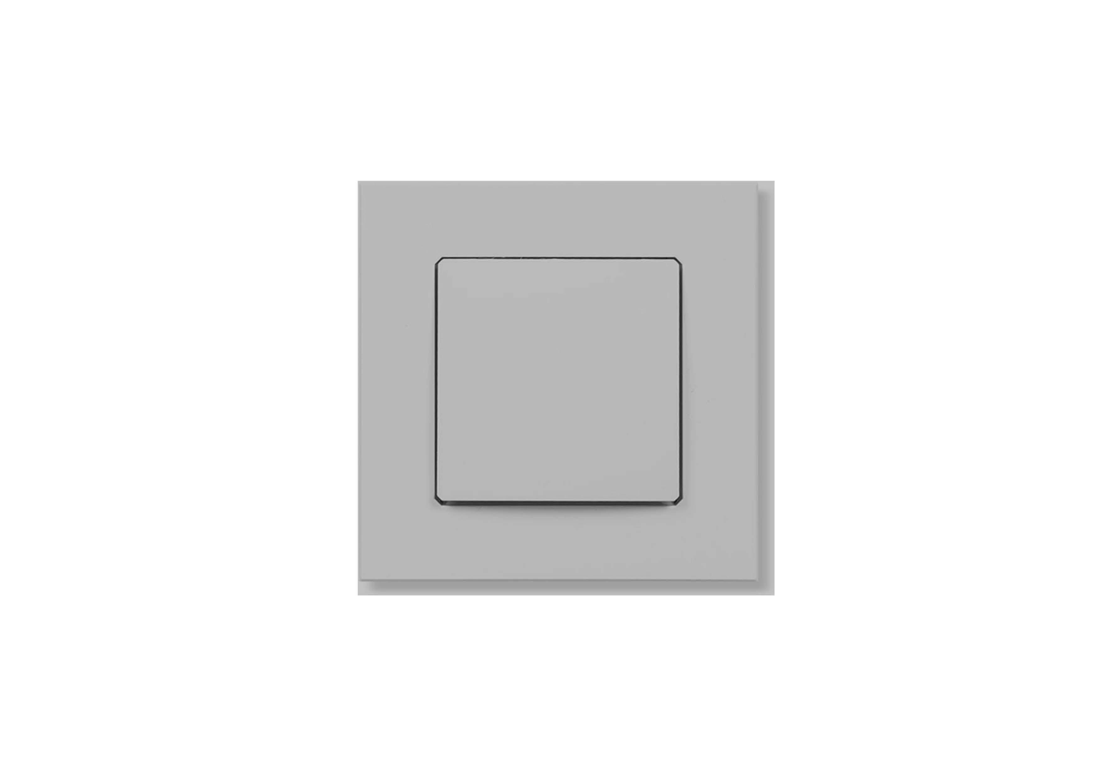 Вакуумна розетка ASKO Leovac, колір сірий