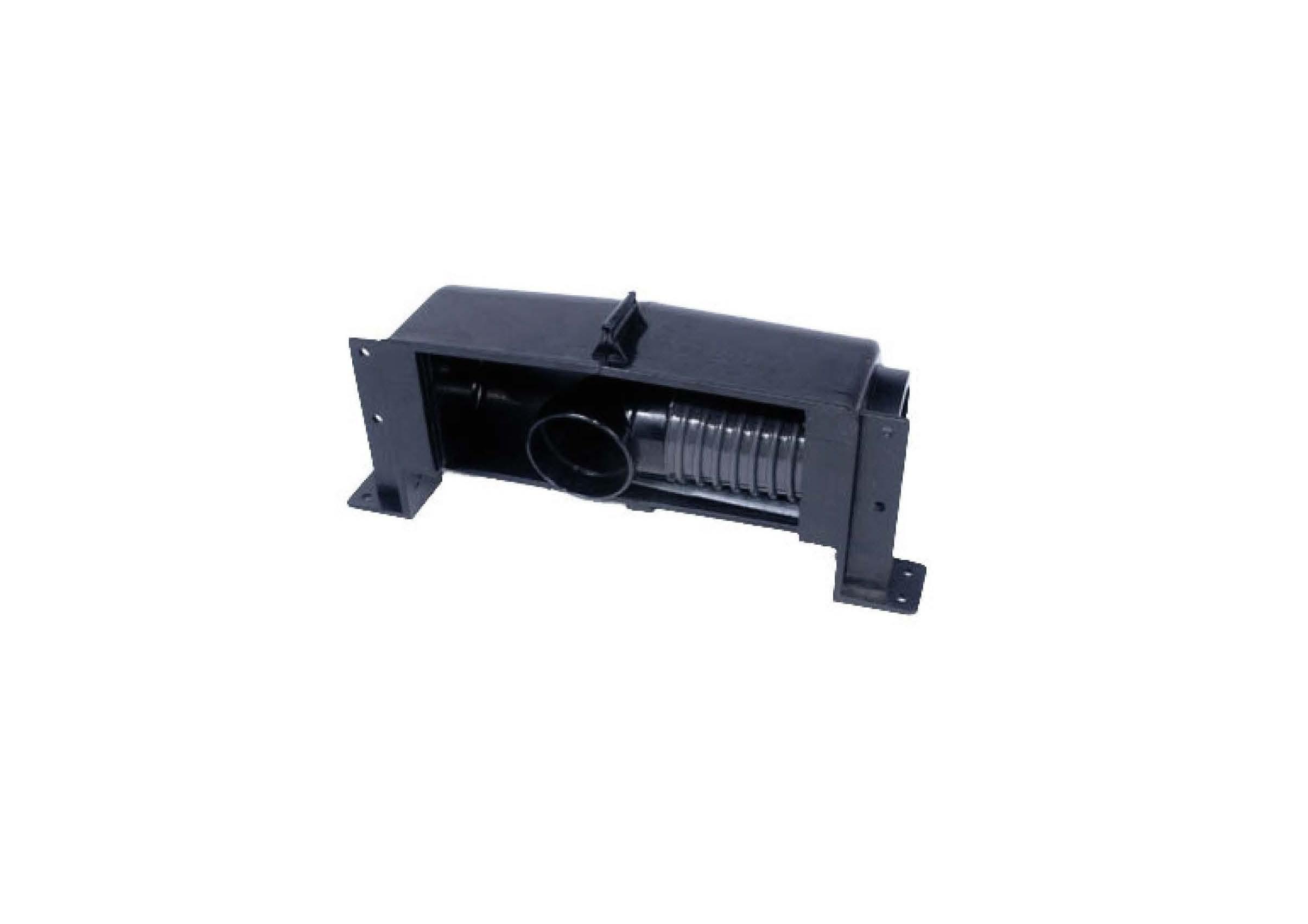 Підрозетник до щілинної вакуумної розетки-совок LEOVAC UNO