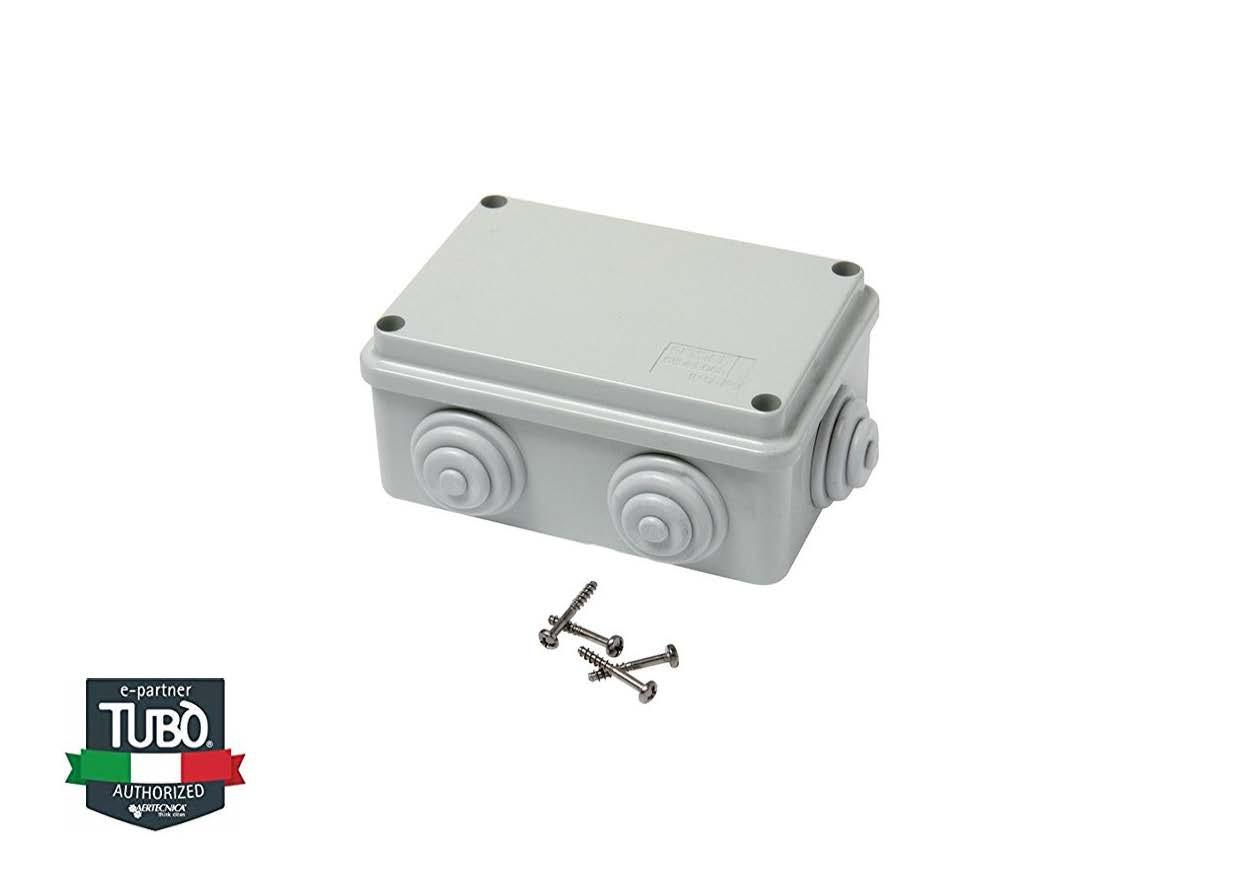 IP55 водонепроникна електрична розподільча коробка з оболонкою