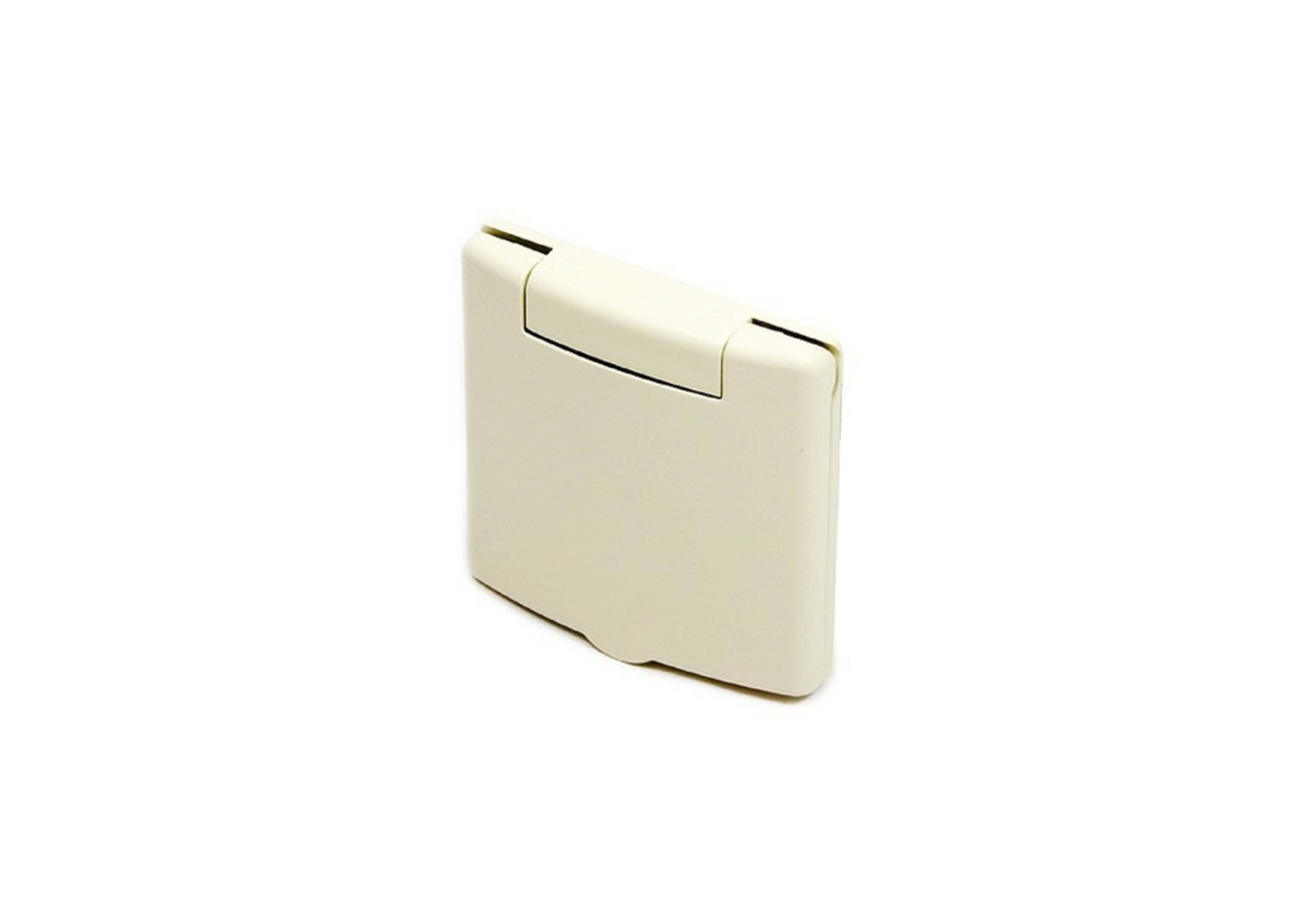 Вакуумна розетка S-VEX, колір кремовий