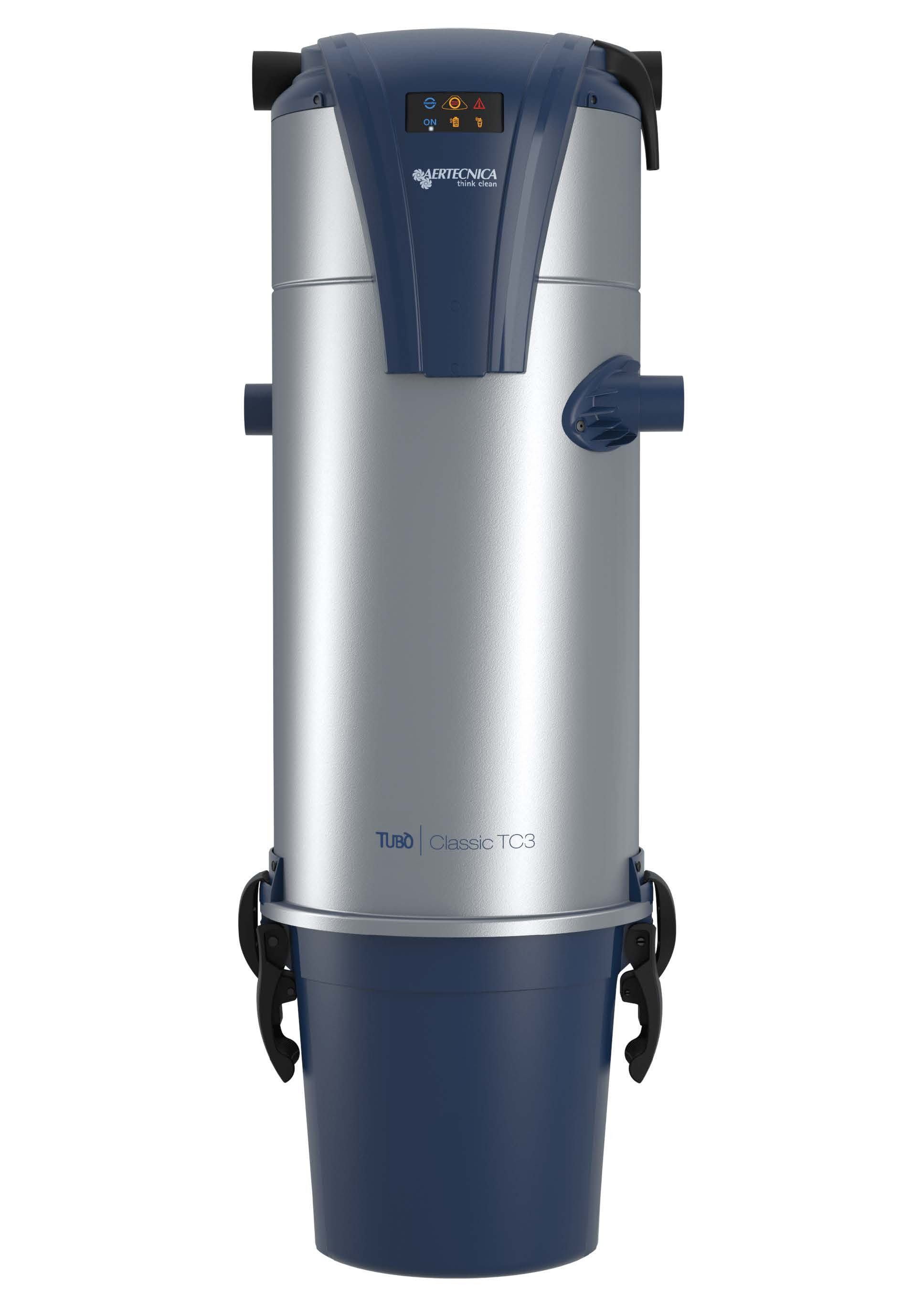 Вбудований пилосос CLASSIC TC3