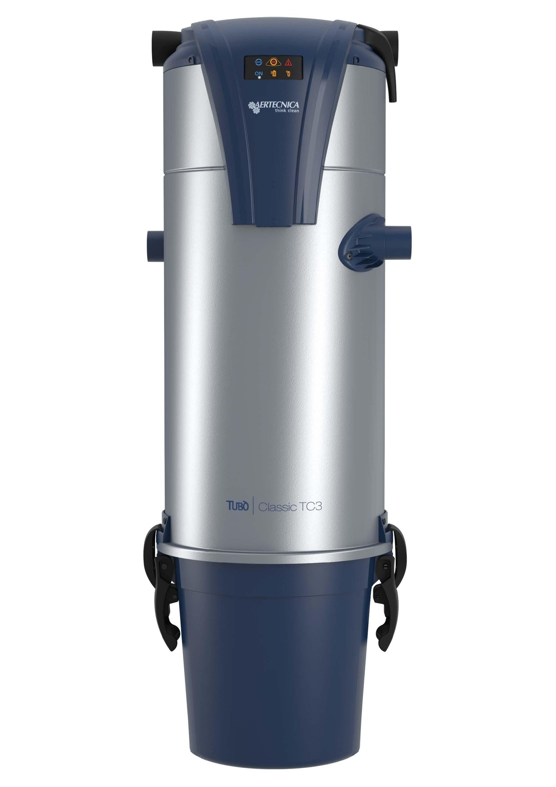 Вбудований пилосос CLASSIC TC4