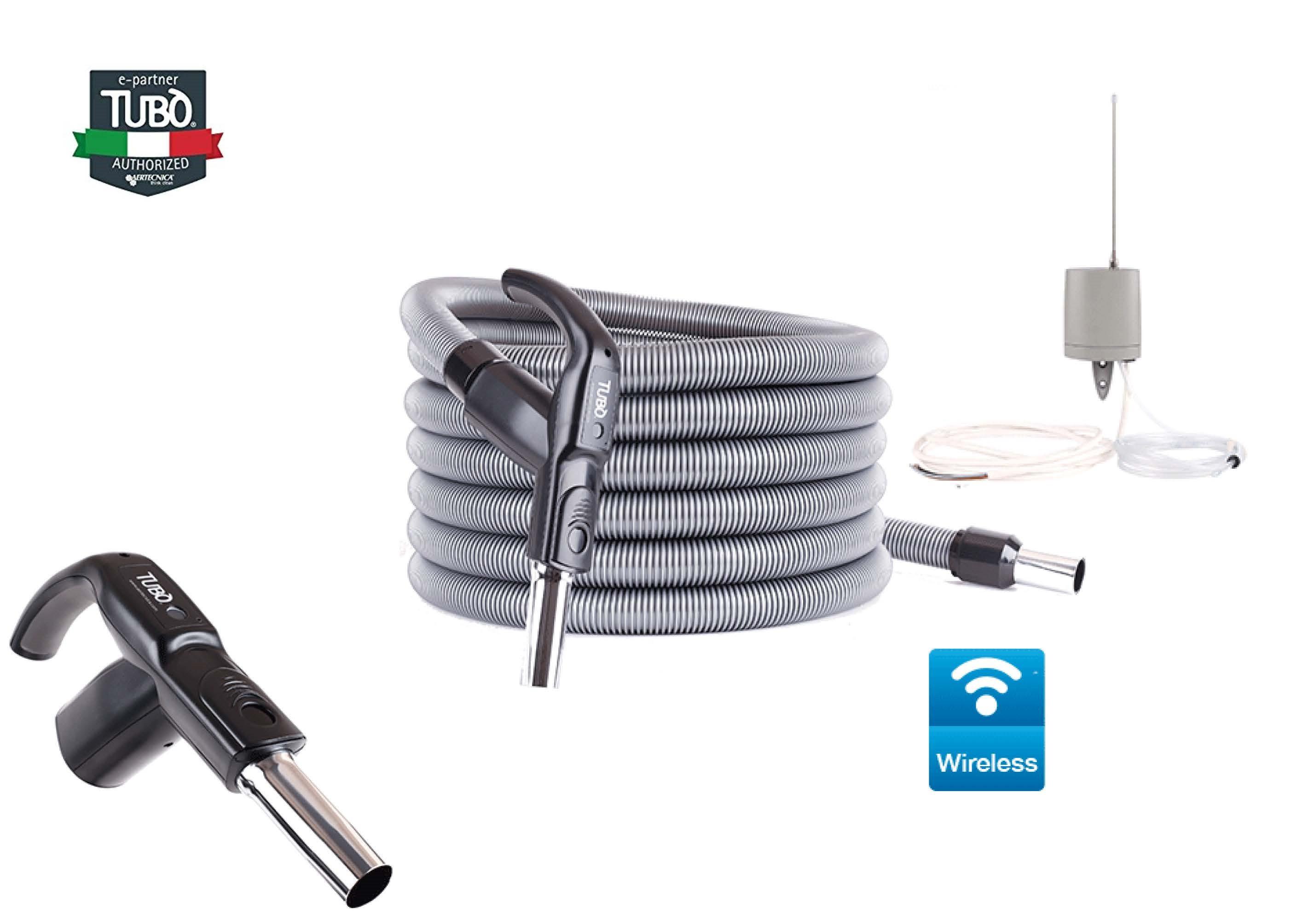 Безпровідниковий набір шлангу TUBO Wireless Kit з ON/OFF Ø 32, довжина 9м