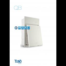 Вбудований пилосос QB (для монтажу в стіні)