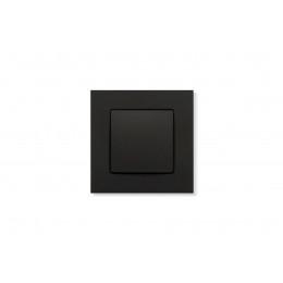 Вакуумна розетка ASKO Leovac, колір чорний мат