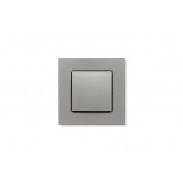 Вакуумна розетка ASKO Leovac, колір срібний