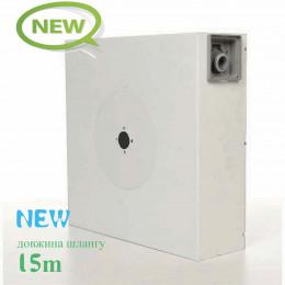 LEOVAC LEO-TWIST 15 M Система схованого шлангу в касеті