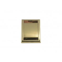 Вакуумна розетка DECO, колір золото