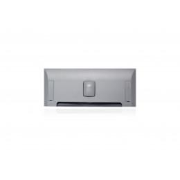 Щілинна вакуумна розетка-совок LEOVAC UNO, колір сірий